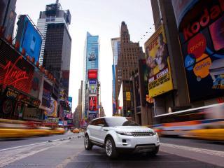 обои Land Rover-LRX Concept фото