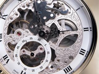 обои Механизм швейцарских часов фото