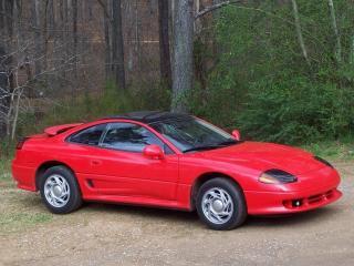 обои Dodge Stealth фото
