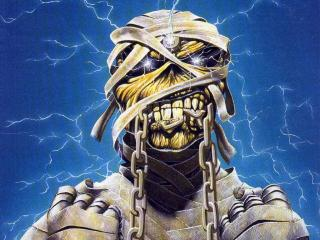 обои Iron Maiden фото