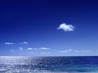 обои Безмятежное море фото
