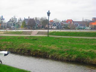 обои Голландская деревня фото