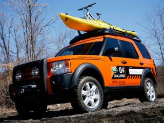 обои Land RoverLR3-G4 фото