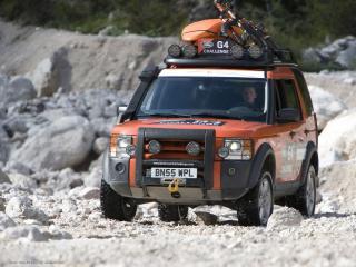 обои для рабочего стола: Land Rover LR3G4
