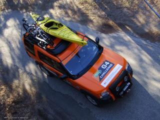 обои Land Rover LR3-G4 фото