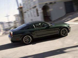 обои Mustang Bullitt фото