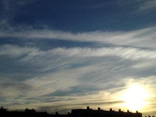 обои Перистые облака фото