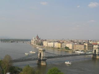 обои Мост и теплоходик фото