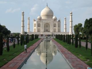 обои Индийский храм фото