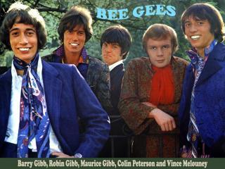 обои Bee Gees фото