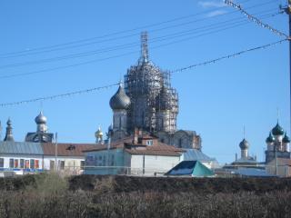 обои Ростовский Кремль фото