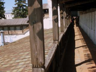 обои Стена Кремля в Ростове фото