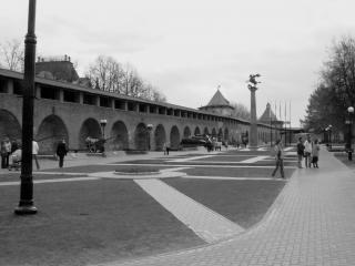 обои Кремль в Нижнем-Новгороде фото