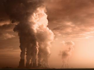 обои Эффект глобального потепления фото