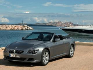обои BMW 650i convertible фото