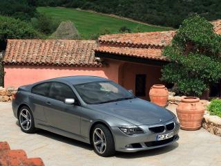 обои BMW 650i coupe фото