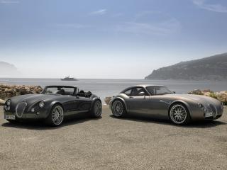 обои Два Wiesmann-Roadster 2006 фото