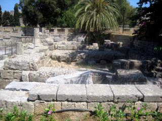 обои Руины на о. Родос (Греция) фото