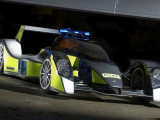 обои Caparo T1-police фото