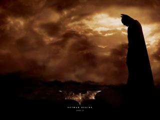 обои BATMAN BEGINS фото