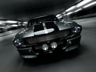 обои Shelby Mustang GT500kr фото