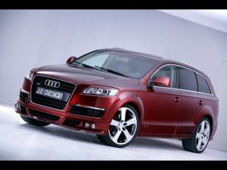 обои JE Design Audi Q7 Street Rocke фото