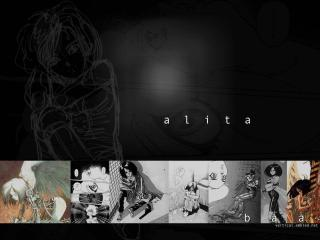 обои Battle Angel Alita фото