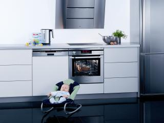 обои AEG-Electrolux Silent Kitchen фото