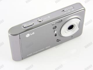 обои LG KE990 Dark Silver фото