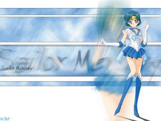 обои Sailor Mercury фото