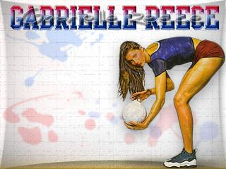 обои Gabrielle Reece фото