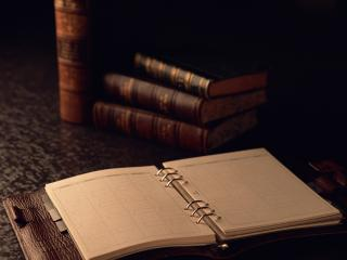обои Старые книги фото