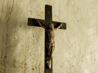 обои Распятый Христос фото