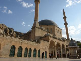 обои Мечеть Хайлур-Рахман,Урфа,Турция фото