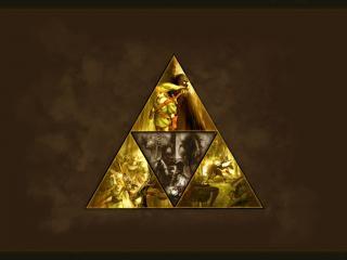 обои Zelda game фото