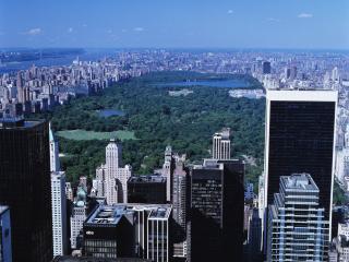 обои Парк в Нью-Йорке фото