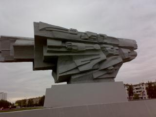 обои Памятник к дню победы фото