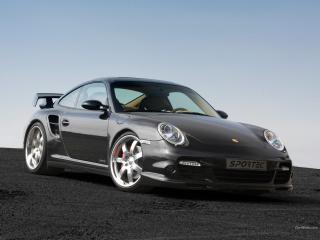 обои Porsche 911 Turbo Sportec фото