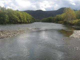 обои Горные реки Камчатки фото
