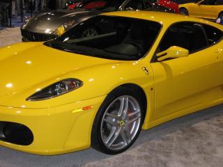 обои Ferrari F430 фото