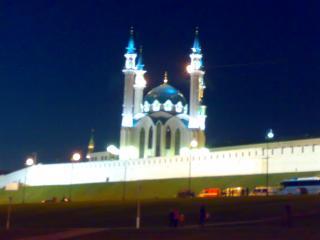 обои Кол Шариф (Казань) фото