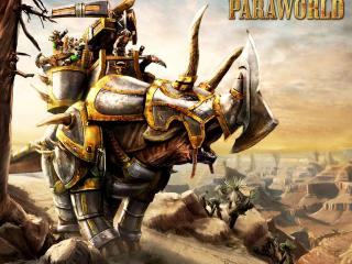 обои ParaWorld Game фото