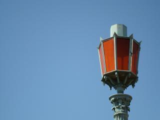 обои Красный фонарь фото