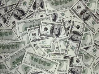 обои 100 Dollar bills desktop фото