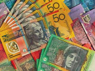 обои Банкноты Австралии фото