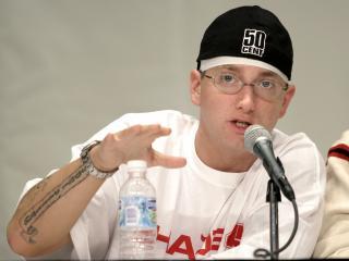 обои Eminem s Interview фото