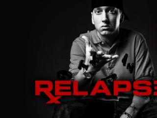обои Eminem Relapse фото