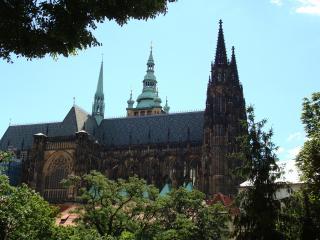 обои Собор в Праге фото