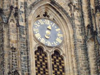 обои Золотые часы фото