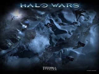 обои Halo Sky фото